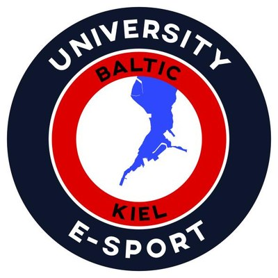 University E-Sport Kiel Logo